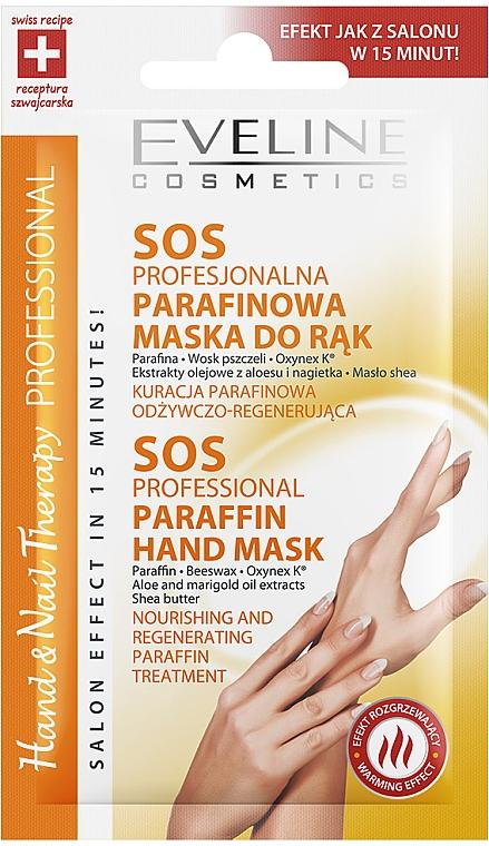 Maschera di paraffina per mani - Eveline Cosmetics Therapy