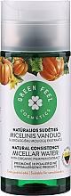 Profumi e cosmetici Acqua micellare con zucca - Green Feel's Micellar Water