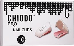 Profumi e cosmetici Clip per la rimozione dello smalto-gel - Chiodo PRO