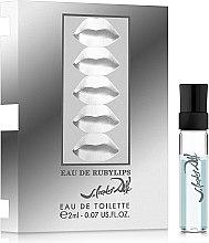 Profumi e cosmetici Salvador Dali Eau de RubyLips - Eau de toilette (Campioncino)