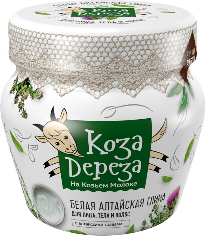 """Argilla per viso e corpo """"Altai"""" - Fito Cosmetics Goat Dereza"""