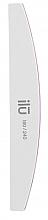 Profumi e cosmetici Lima per unghie - Ilu White Bride File Grid 180/240