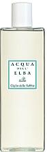 Profumi e cosmetici Ricarica per diffusore di aromi - Acqua Dell Elba Giglio Delle Sabbie Diffuser Refill