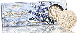 """Profumi e cosmetici Set di saponi """"Lavanda"""" - Saponificio Artigianale Fiorentino Lavender Soap"""