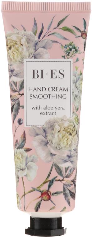 Crema mani levigante all'aloe vera - Bi-es Smoothing Hand Cream With Aloe Vera Extract