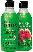 "Profumi e cosmetici Docciaschiuma ""Energia"" - Body Boom Fresh Energy"
