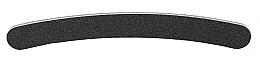 "Profumi e cosmetici Lima per unghie ""Banana"", nera, 180/240 - Tools For Beauty Nail File Banana Black"