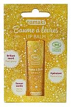 "Profumi e cosmetici Balsamo labbra ""Vanilla"" - Namaki"