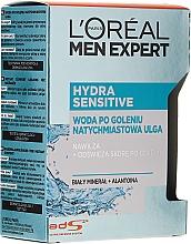 Profumi e cosmetici Lozione dopobarba per pelli sensibili - L'Oreal Paris Men Expert New