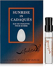 Profumi e cosmetici Salvador Dali Sunrise In Cadaques Pour Homme - Eau de toilette (Campioncino)