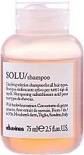 Profumi e cosmetici Shampoo attivamente rinfrescante per la pulizia profonda dei capelli - Davines Solu Shampoo