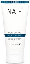 Profumi e cosmetici Crema nutriente da notte - Naif Natural Skincare Nurturing Night Cream