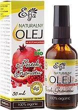 Profumi e cosmetici Olio di semi di melograno - Etja Bio
