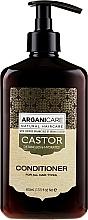 Profumi e cosmetici Balsamo per la crescita dei capelli - Arganicare Castor Oil Conditioner