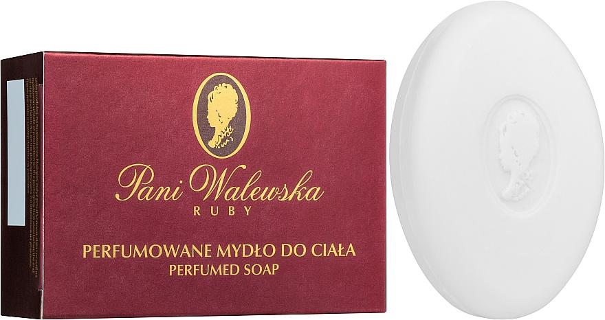 Sapone profumato - Pani Walewska Ruby Soap