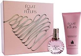 Profumi e cosmetici Lanvin Eclat De Fleurs - Set (edp/50ml + b/lot/100ml)