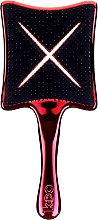 Profumi e cosmetici Spazzola per capelli - Ikoo Paddle X Metallic Let's Tango