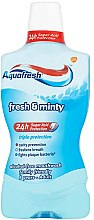 """Profumi e cosmetici Collutorio """"Freschezza extra"""" - Aquafresh Extra Fresh"""