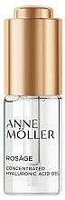 Profumi e cosmetici Gel detergente - Anne Moller Rosage Hyaluronic Acid Gel