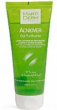 Profumi e cosmetici Gel detergente - MartiDerm Acniover Cleansing Gel