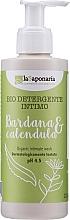 Profumi e cosmetici Gel per l'igiene intima con bardana e calendula - La Saponaria Burdock & Calendula Intimate Wash