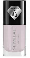 Profumi e cosmetici Smalto per unghie - Semilac French&Care Nail Polish