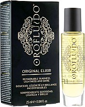 Profumi e cosmetici Elisir di bellezza - Orofluido Original Elixir Remarkable Silkiness, Lightness And Shine