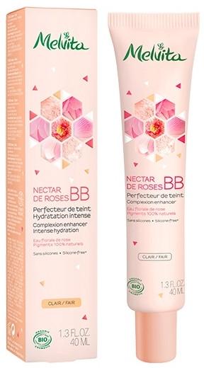 Crema viso - Melvita Nectar De Roses Organic BB Cream