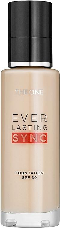 Fondotinta adattivo - Oriflame The One Everlasting Sync SPF 30 (Alabaster Cool)