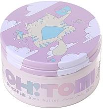 """Profumi e cosmetici Burro corpo """"Luce solare"""" - Oh!Tomi Dreams Sunshine Body Butter"""