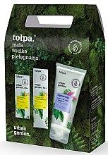 Profumi e cosmetici Set - Tolpa Urban Garden (f/cr/40ml + eye/cr/10ml + b/lot/50ml)