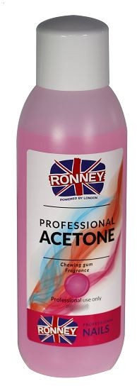 Solvente unghie - Ronney Professional Acetone Chewing Gum