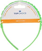 Profumi e cosmetici Cerchietto per capelli, 27918, verde chiaro - Top Chice