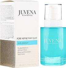 Profumi e cosmetici Fluido viso opacizzante - Juvena Skin Energy Pore Refine Mat Fluid