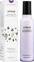 Profumi e cosmetici Crema idratante al tè nero con petali di viola - A-True Violet Petal Black Tea Hydrating Moisturizer