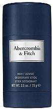 Profumi e cosmetici Abercrombie & Fitch First Instinct Blue - Deodorante
