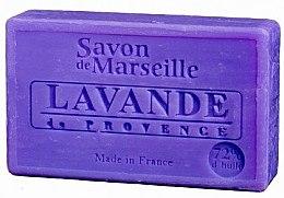 """Profumi e cosmetici Sapone naturale """"Lavanda provenzale"""" - Le Chatelard 1802 Provence Lavender"""