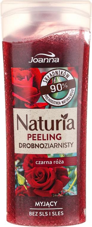 """Gel-peeling """"Rosa nera"""" - Joanna Naturia Peeling"""