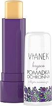 Profumi e cosmetici Balsamo labbra lenitivo con olio di sesamo - Vianek Lip Balm