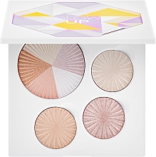 Profumi e cosmetici Palette illuminanti - Ofra Glow Up Highlighter Palette Multicolor