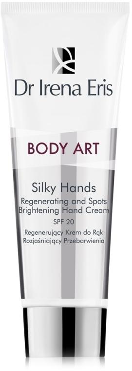 Crema mani - Dr Irena Eris Body Art Silky Hands — foto N1