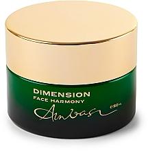 Profumi e cosmetici Crema aromaterapica lenitiva per pelli sensibili e couperose - Ambasz Aromatherapeutic Dimension Face Harmony Cream