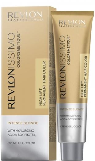 Crema tinta per capelli biondi - Revlon Revlonissimo Colorsmetique Intense Blonde
