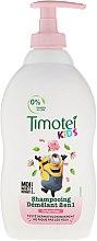 """Profumi e cosmetici Shampoo per bambini """"Rose"""" - Timotei Kids Shampoo"""