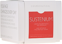 Profumi e cosmetici Crema viso polipeptidica intensiva - Surgic Touch Sustenium Age Intensive Polypeptide Cream