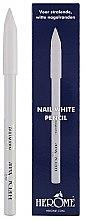 Profumi e cosmetici Matita per unghie - Herome Nail White Pencil