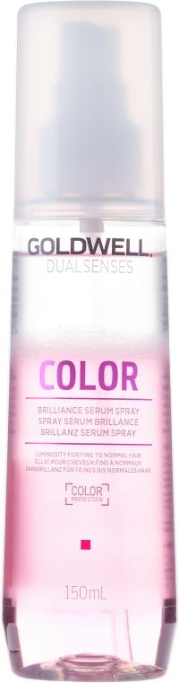 Siero-spray per capelli colorati - Goldwell Dualsenses Color Brilliance Serum Spray