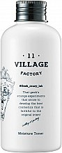 Profumi e cosmetici Tonico viso idratante - Village 11 Factory Moisture Toner