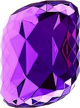 Profumi e cosmetici Spazzola per capelli - Twish Spiky Hair Brush Model 4 Diamond Purple