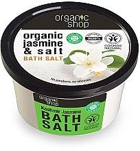 "Profumi e cosmetici Sale da bagno ""Kashmir e gelsomino"" - Organic Shop Baths Salt Organic Jasmine & Salt"